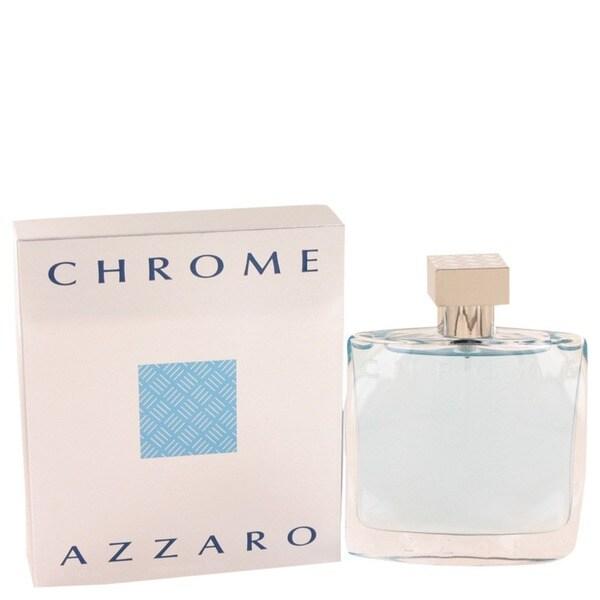 Loris Azzaro Chrome Men's 3.3-ounce Eau de Toilette Spray