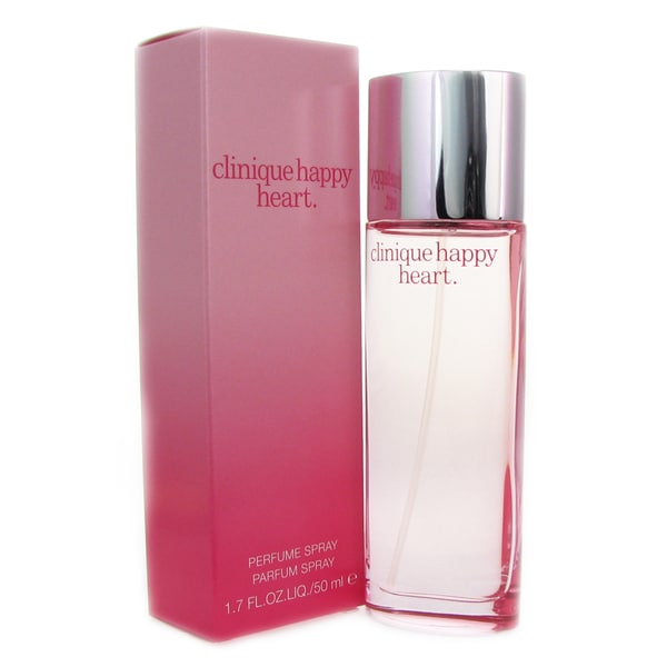 Clinique Happy Heart Women's 1.7-ounce Perfume Spray
