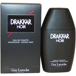 Guy Laroche Drakkar Noir for Men 6.7-ounce Eau de Toilette