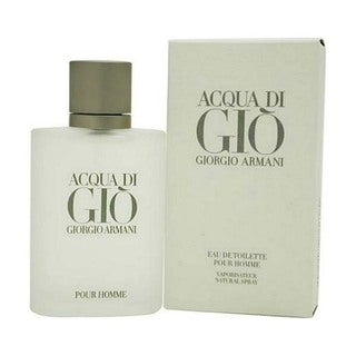 Giorgio Armani 'Acqua Di Gio' Men's 3.4-ounce Eau de Toilette Spray