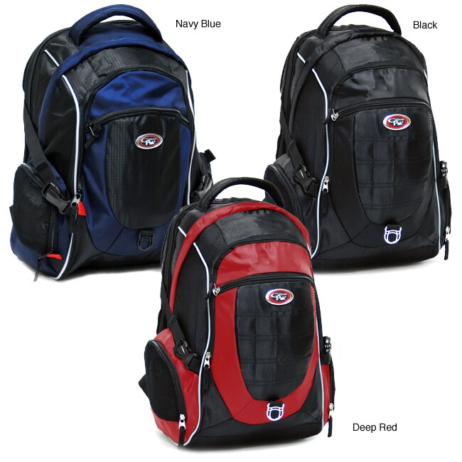 CalPak Alpine 18-inch Deluxe Backpack With Laptop Compartment