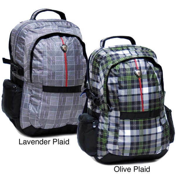 CalPak Axtec 18-inch Deluxe Backpack With Laptop Compartment
