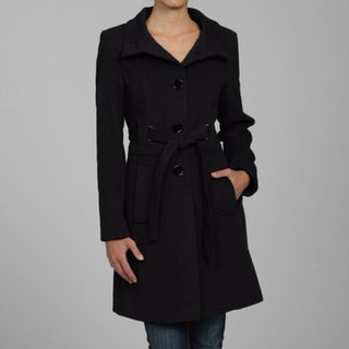 Via Spiga Women's Cashmere/ Wool Blend Coat