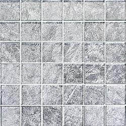 Trend Foil Mosaic Tiles I-439 (Case of 11)