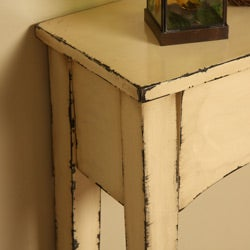 Wooden 'Emily' Console Table (Indonesia)