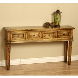Wood Xandy Console Table (Indonesia)