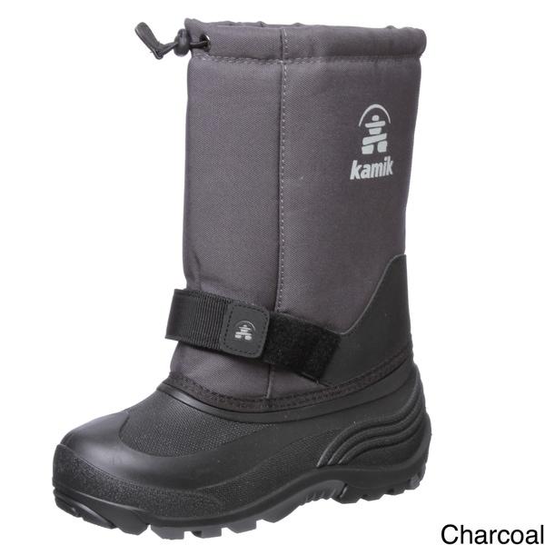 Kamik Youth 'Rocket' Snow Boots FINAL SALE