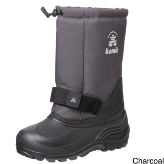 Kamik Youth &#39;Rocket&#39; Snow Boots FINAL SALE