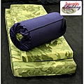 Extra Large Roll-n-Go Memory Foam Orthopedic Camping Sleeping Pad