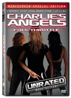 Charlie's Angels: Full Throttle (DVD)