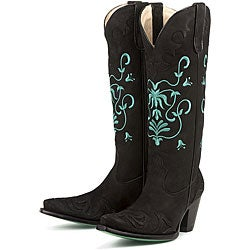 Lane Boots Women's 'Obsidian Strut' Cowboy Boots