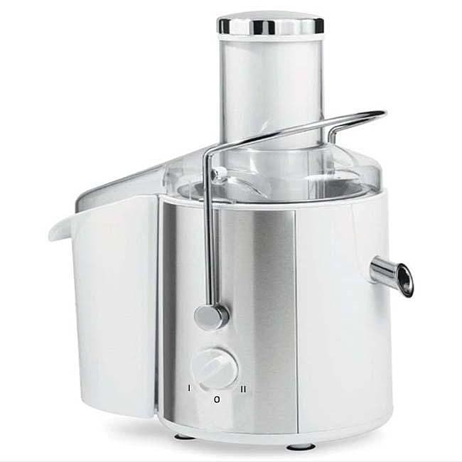 EWare EW-8K129 White 700-watt Juice Extractor