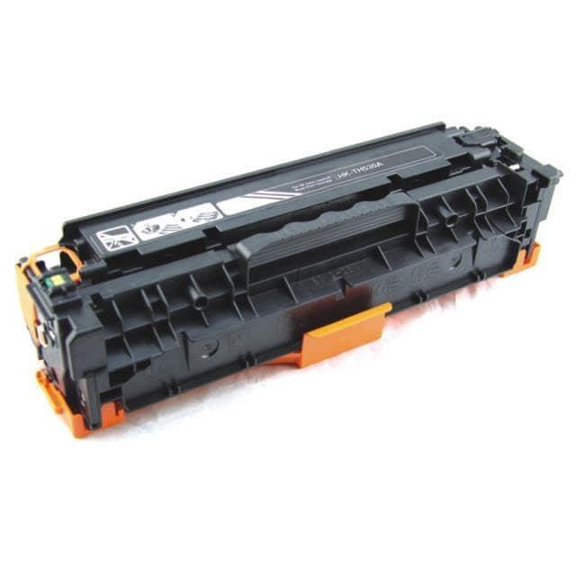 HP CC530A Black Laser Toner Cartridge (Remanufactured)