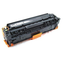 HP CC530A Black Laser Toner Cartridge (Remanufactured)
