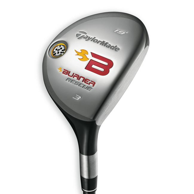 Taylormade Men S 2008 Burner Rescue Club 12980940