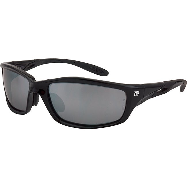 Be the Ball Shiny Black BTB 230 Sport Sunglasses