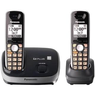 Panasonic KX-TG6512B DECT Cordless Phone