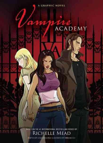 Vampire Academy (Paperback)