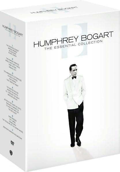 Humphrey Bogart: The Essential Collection (DVD)