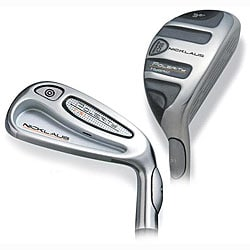 Nicklaus Men's Polarity TR1 Hybrid/ Iron Combo Set