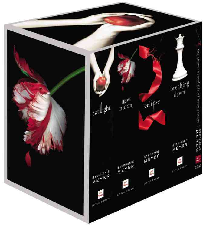 The Twilight Saga Complete Collection (Hardcover)