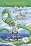 Summer of the Sea Serpent (Paperback)
