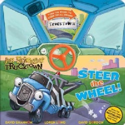 Steer the Wheel! (Board book)
