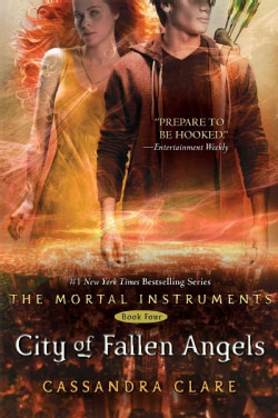 City of Fallen Angels (Hardcover)