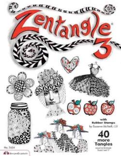 Zentangle 3 (Paperback)