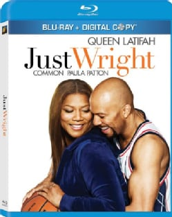 Just Wright (Blu-ray Disc)