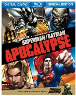 Superman/Batman: Apocalypse (Blu-ray Disc)