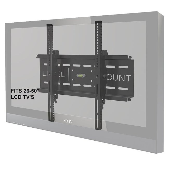 Level Mount Tilt Mount 26 to 55-inch TV Mount