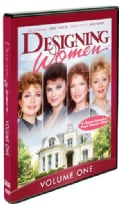 Designing Women Vol 1 (DVD)