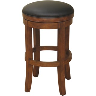 Richfield 26 Inch Wood Swivel Counter Stool 13462910
