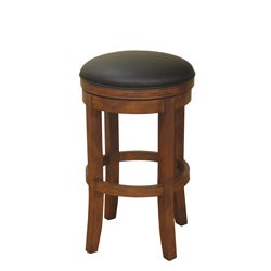 Salem 26-inch Swivel Counter Stool
