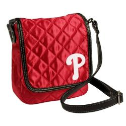 Philadelphia Phillies Quilted Purse