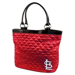 St. Louis Cardinals Quilted Tote