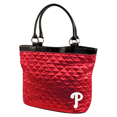 Philadelphia Phillies Quilted Tote