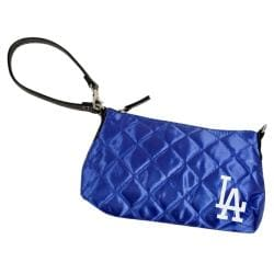 Los Angeles Dodgers Quilted Wristlet