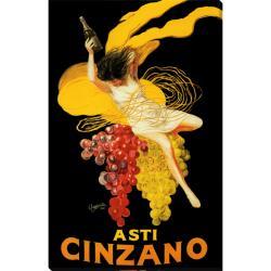 'Cinzano' Canvas Art