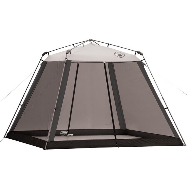 Coleman 10 10 Instant Canopy With Screen Walls : Need a pop up canopy suggestions the hull truth