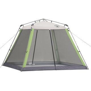 Coleman 10x10-foot Instant Screen Shelter - 10' x 10'