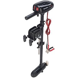 Sevylor Black 12-volt Electric Trolling Motor with Aluminum Tube Shaft