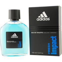 Adidas 'Adidas Fresh Impact' Men's 3.4-ounce Eau De Toilette Spray