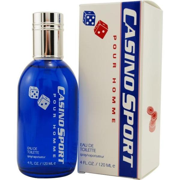 Casino Parfums Casino Sport Men's 4-ounce Eau de Toilette Spray