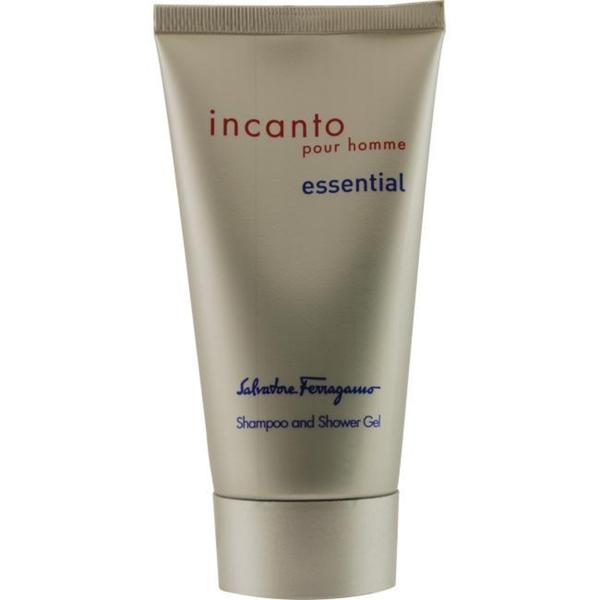 Salvatore Ferragamo 'Incanto Essential' Men's 5 oz Shampoo And Gel