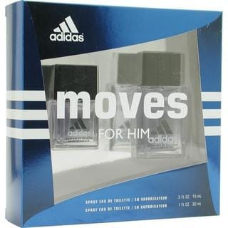 Adidas Moves Men's 2-piece Fragrance Set