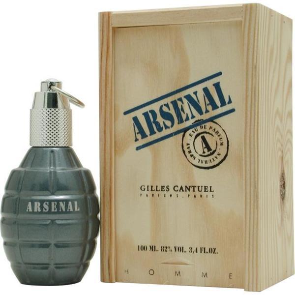 Gilles Cantuel Arsenal Blue Men's 3.4-ounce Eau de Parfum Spray