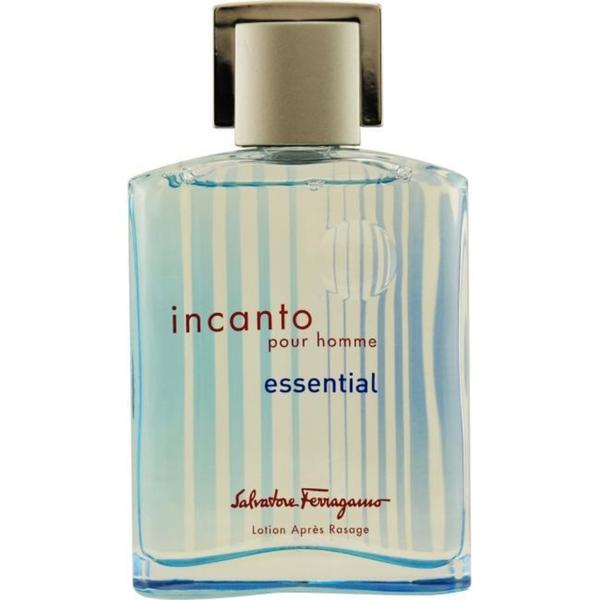 Salvatore Ferragamo Incanto Essential Men's 3.4-ounce Aftershave