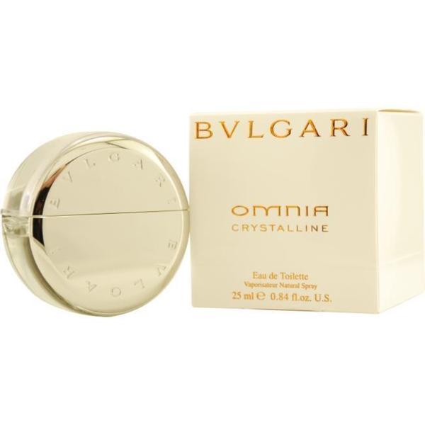 Bvlgari 'Bvlgari Omnia Crystalline' Women's .84-ounce Eau de Toilette Spray